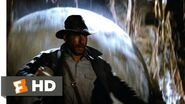 Raiders of the Lost Ark (1-10) Movie CLIP - The Boulder Chase (1981) HD