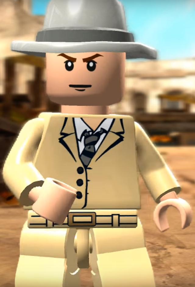 German Agent (2)