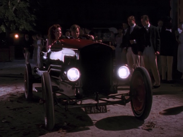 Edison's electric car