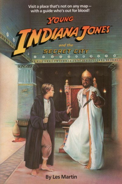 Young Indiana Jones and the Secret City
