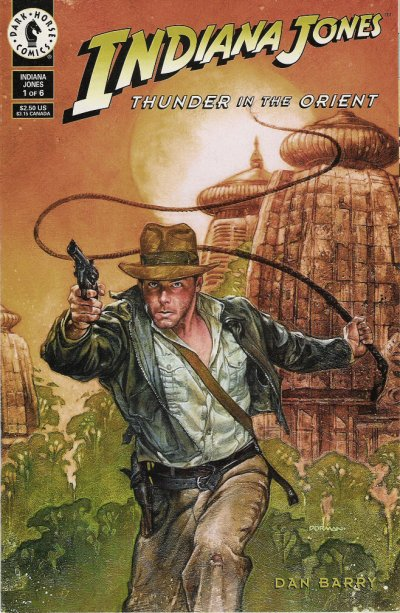 Indiana Jones: Thunder in the Orient