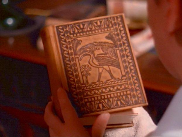 Indiana Jones' journal