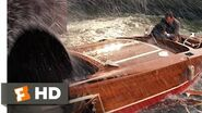 Indiana Jones and the Last Crusade (2 10) Movie CLIP - Boat Chase (1989) HD