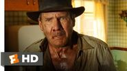 Indiana Jones and the Kingdom of the Crystal Skull (2 10) Movie CLIP - Saved By the Fridge (2008) HD