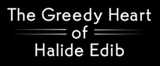 The Greedy Heart of Halide Edib