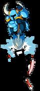 Portrait ~ Shovel Knight vs CommanderVideo