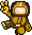 Golden Blockman