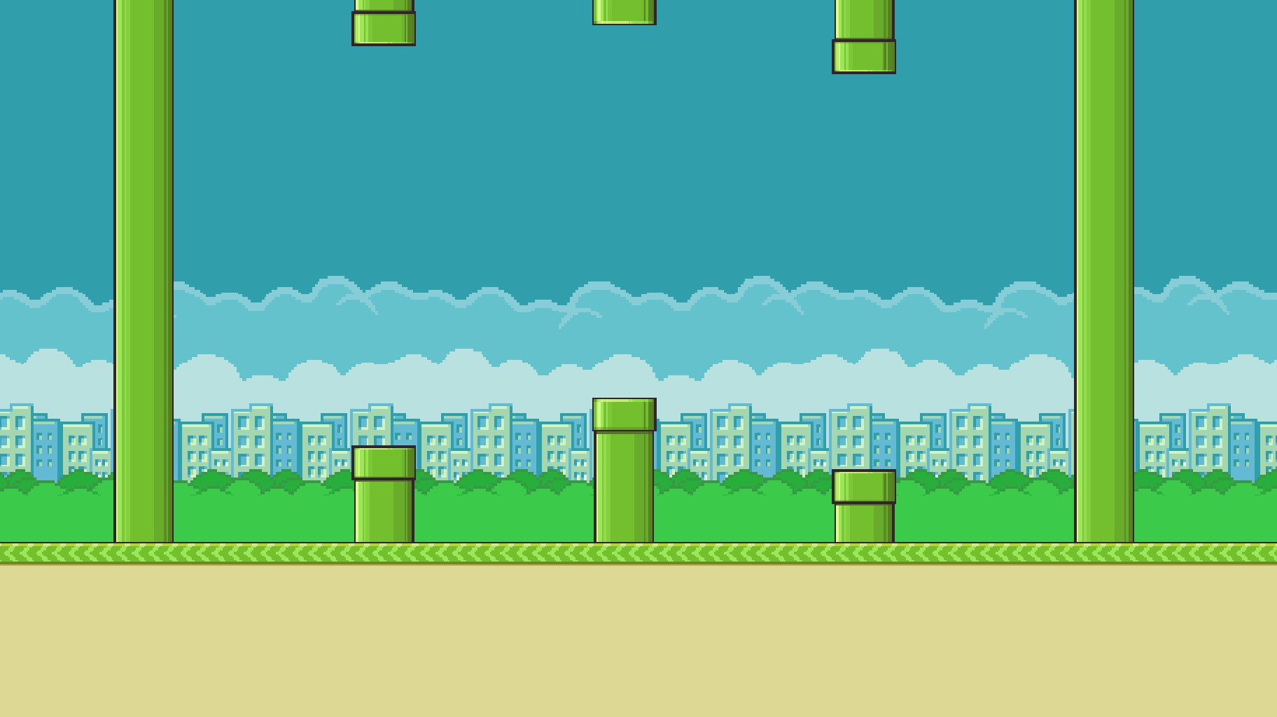 Flappy Pipeyard