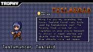 Teslamancer trophy
