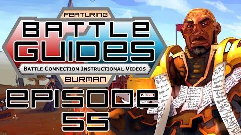 BattleGUIDES Episode 55 - Burman Fate of Indines
