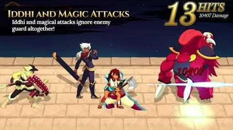 Indivisible - Battle Mechanics Update