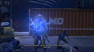 Bomber kryje się wśród cywili (inFamous 2)