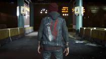 Delsin wearing Epic Vest