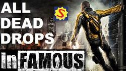 Infamous - All Dead Drops Audio Files - In Order