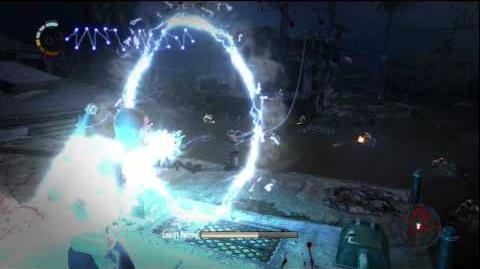 InFamous 2 Walkthrough - Mission 23- Powering Up Flood Town Gameplay -HD-