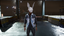 Delsin wearing The White Rabbit vest