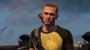 Cole jako strażnik (inFamous 2)