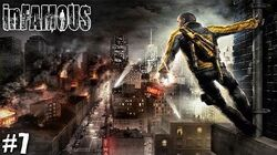 Infamous Walkthrough - Story Mission 8 - Mind Games