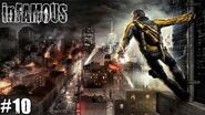 Infamous Walkthrough - Story Mission 11 - Nemesis Revealed