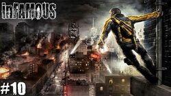 Infamous Walkthrough - Story Mission 11 - Nemesis Revealed