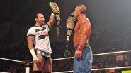 Cena & Punk as WWE Champion - Copy