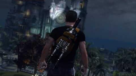 InFamous 2 E3 2010 Reveal