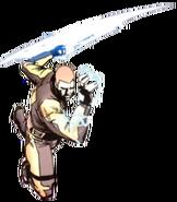 Gigawatt Blades from the comics (2)