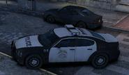 NMPD Police car
