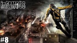Infamous Walkthrough - Story Mission 9 - The Good Stuff