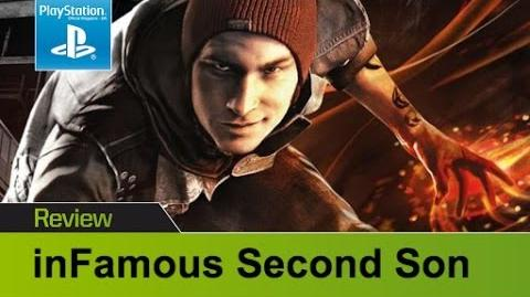 InFamous Second Son review - next-gen superhelden sein ist hier.