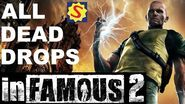 Infamous 2 - All Dead Drops Audio Files