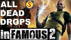 Infamous 2 - All Dead Drops Audio Files