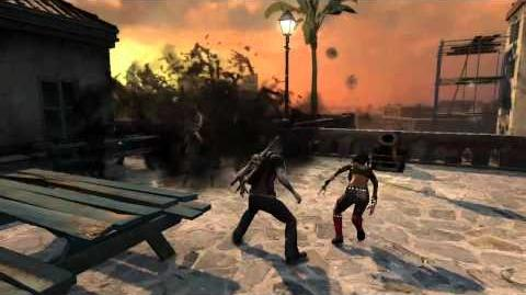 InFamous 2 - Fort Kickass Gameplay