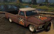 Militia light truck