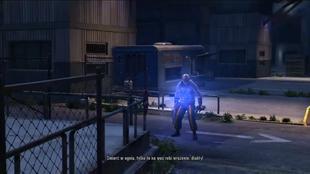 Pierwsze spotkanie z Bomberem (inFamous 2)