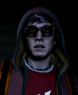 Eugene inFAMOUS Second Son