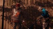 Delsin jako strażnik (inFamous Second Son)