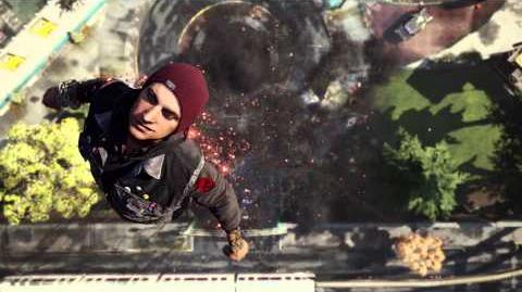NEW inFAMOUS Second Son TV advert 4ThePlayers