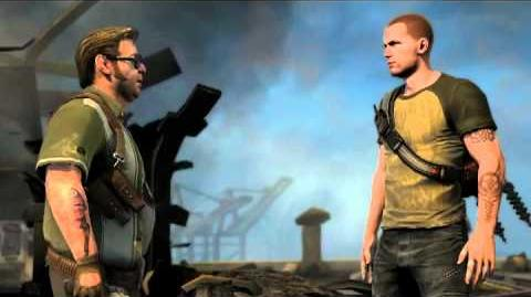 InFAMOUS 2 The Quest for Power
