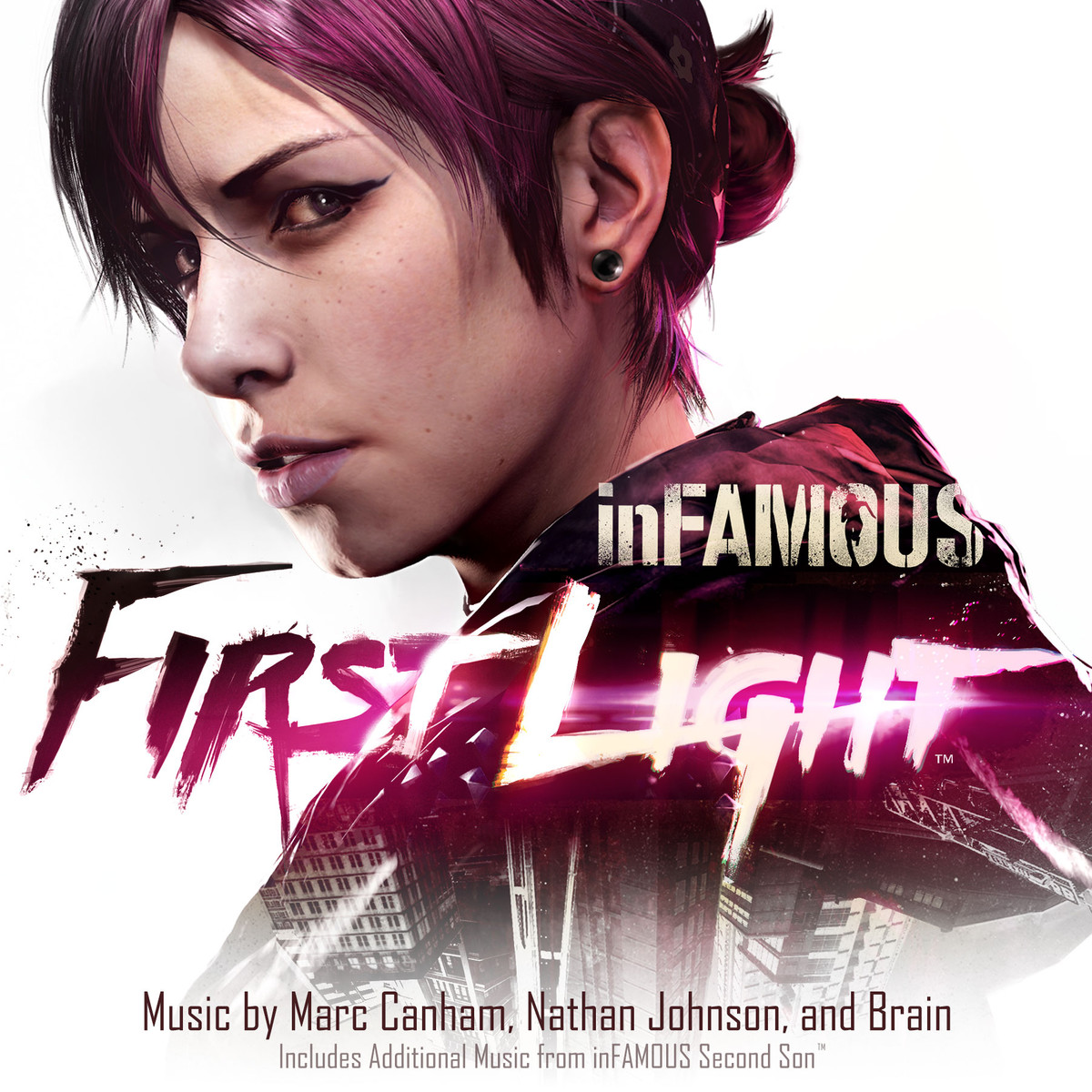 Infamous: First Light/Soundtrack