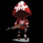 Cartoon Reaper Avatar