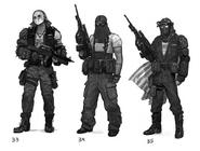 IF2 Militia Concept Art 5