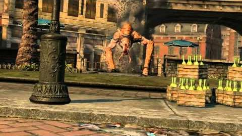 InFamous 2 PAX Behind Closed Doors New Gameplay Video trailer