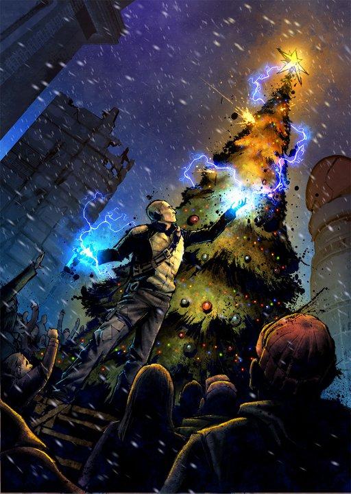 War Clown/12/25/2011 - Happy Holidays!