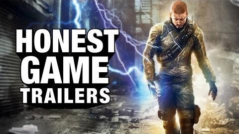 INFAMOUS (Honest Game Trailers)