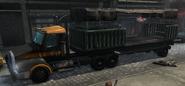 Militia Transport truck