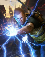 Electrokinesis from Infamous 2