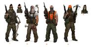 IF2 Militia Concept Art 3