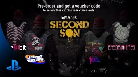 InFAMOUS Second Son Pre Order Video