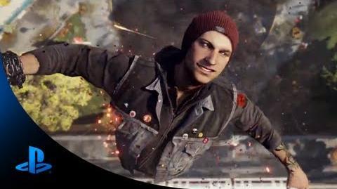 InFAMOUS Second Son - E3 Trailer (PS4) E3 2013-0